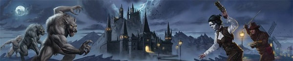 Dark Gothic - Check, Mythical Horrors - Check, Got enough Bennies?