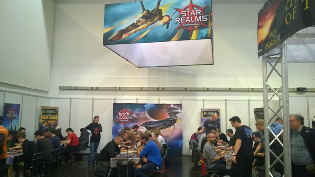 Star Realms and Epic