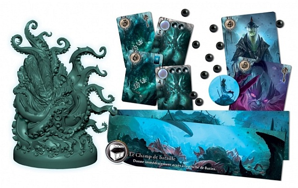 This Kraken mini may well rule the kingdom of my desk in between political scuffles.