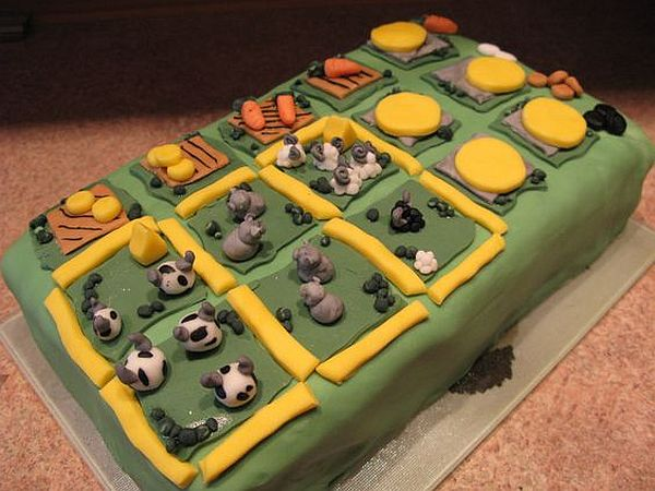 Winning Agricola was many things, but never really a piece of cake.