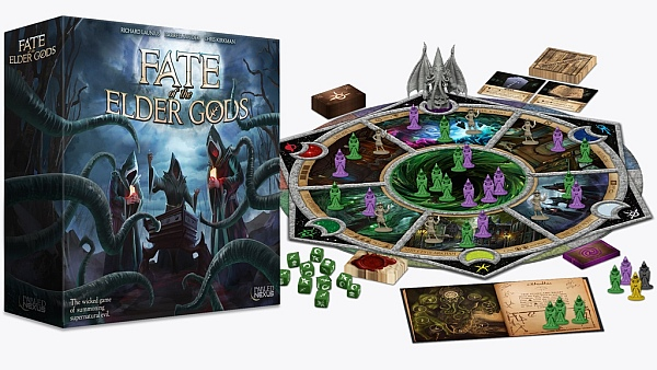 Fate of The Elder Gods Board Game
