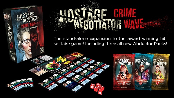 Hostage Negotiator Crime Wave