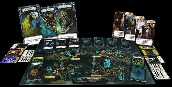 pandemic-reign-of-cthulhu game