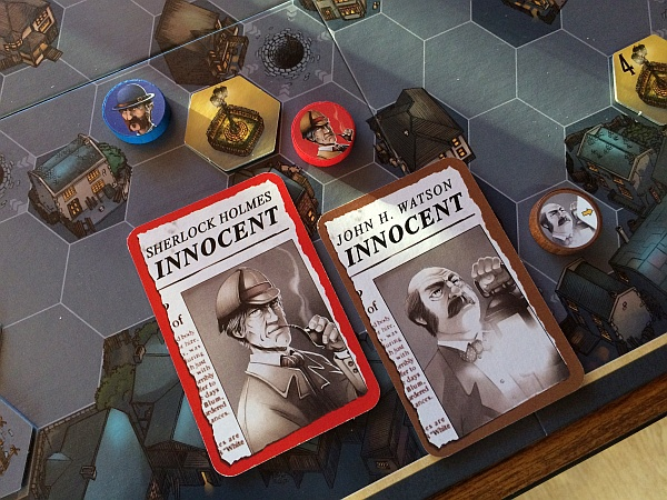 Check the alibis well and use the innocent to foil the plans of your opponent