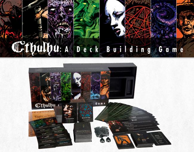 Cthulhu Deckbuilding Game