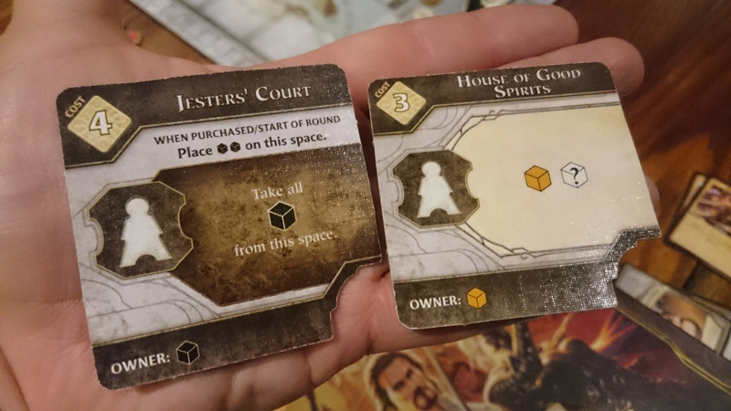 Lords of Waterdeep Review | Cardboard Quest