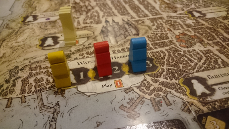 Waterdeep Harbour