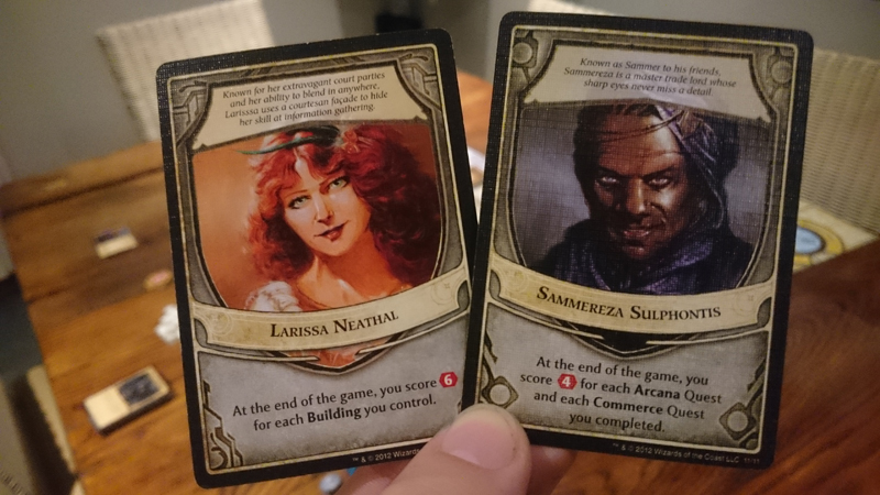 Actual Lords. Of Waterdeep.