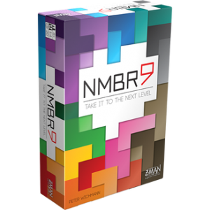 NMBR9 | Box